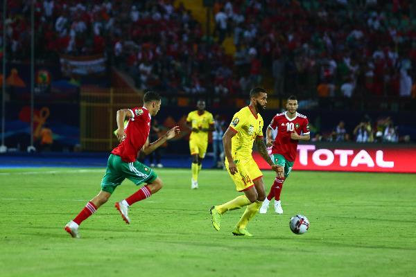 جانب من المباراة - تصوير أحمد عواد
