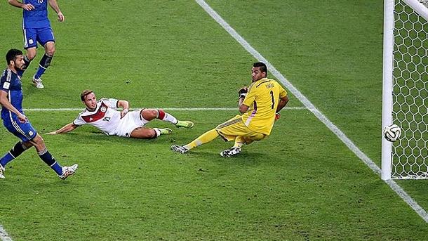 نتيجة بحث الصور عن جوتزي في مونديال 2014