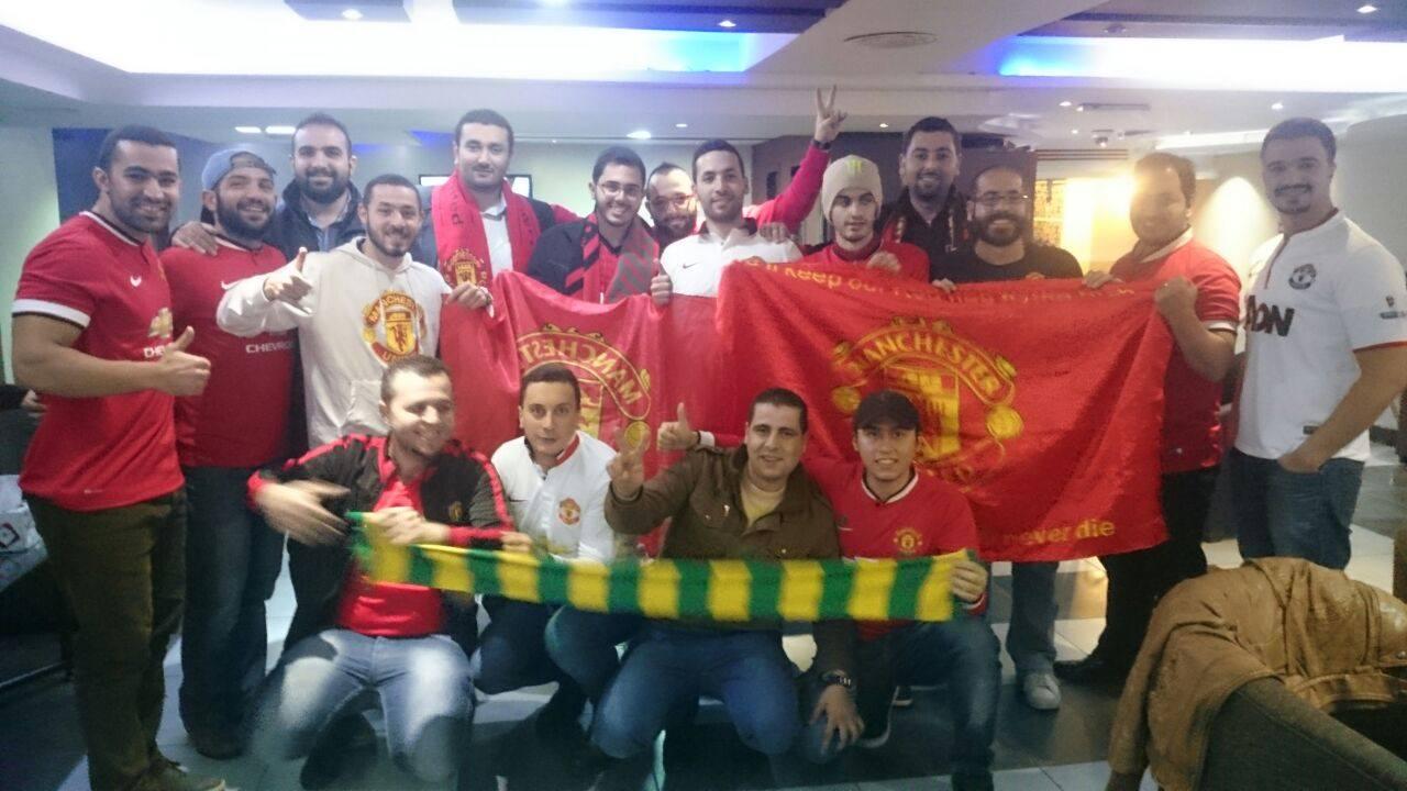 مانشستر يونايتد يعتمد نادي مشجعيه في الأردن