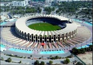 ملعب استاد مدينة زايد الرياضية
