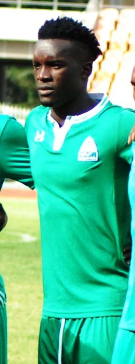 الأوغندي خالد آوُجُو