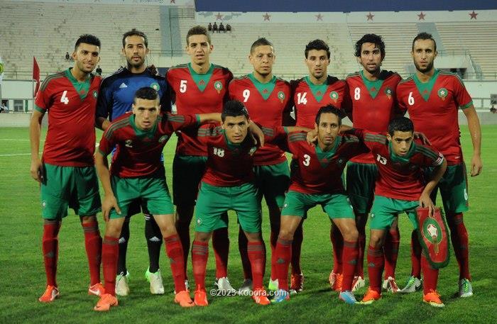 فاخر يستدعي لاعبين بركان لمنتخب المغرب للمحليين
