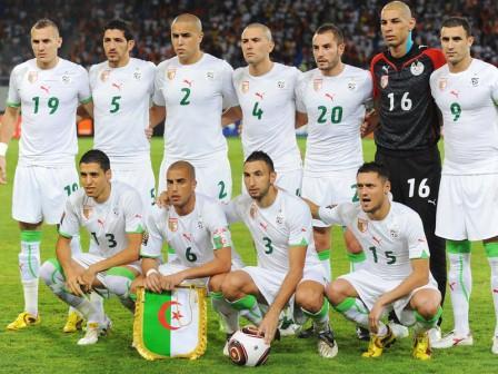 الجزائر تهزم النيجر بثلاثية ودية استعدادا لتصفيات مونديال 2014