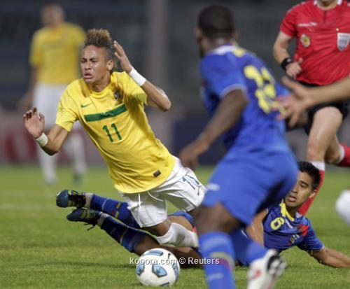 تغطية مباراة البرازيل والاكوادور.( صور واهداف ويوتيوب).Brazil V.s Ecuador