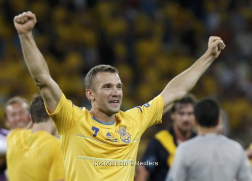 هدفاً وأكثر من مفاجأة بعد ختام الجولة الأولي بالدور الأول ليورو 2012        بلقائي فر