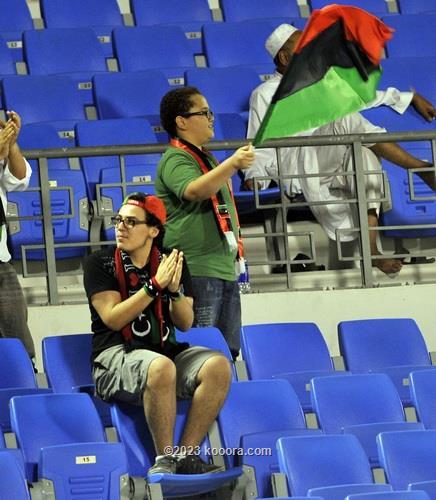 """صور وأهداف ويوتيوب مباراة المغرب وليبيا"""" كأس العرب 2012( المجموعهb)"""