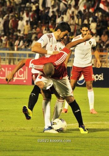 """صور وأهداف ويوتيوب مباراة المغرب واليمن"""" كأس العرب 2012( المجموعهb)"""