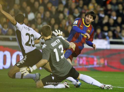 مباراة برشلونة*فالنسيا