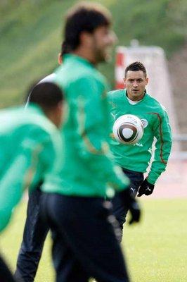 لاعبو المنتخب الجزائري يؤكدون جاهزيتهم