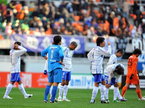 كأس الامبراطور 2010 : فشل حامل اللقب في الوصول للمباراة النهائية