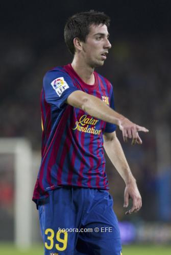 كوينكا :أكثر ما بهرني في كبار برشلونة ..تواضعهم !