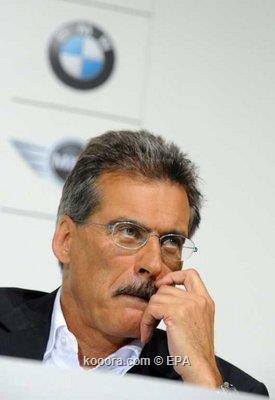 بي.إم.دبليو تنسحب من عالم فورمولا *1 بنهاية الموسم