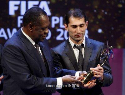 الفيفا تعين الكاميروني عيسى حياتو للإشراف على قضية مباراة المغرب و التوغو