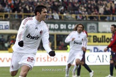 """نجم ريال مدريد الجديد كاكا : """" سوف أظل دائماً أحب الميلان """""""