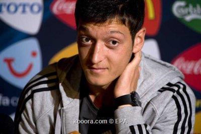 أوزيل : لا أفكر في ريال مدريد حالياً !!,أنيدرا
