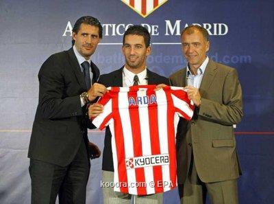 أتلتيكو مدريد يقدم أردا توران لوسائل الإعلام واللاعب يبدي طموحات كبيرة i.aspx?i=epa%2fsocce