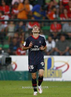 باريس سان جيرمان لا يزال واثقا في احراز لقب الدوري الفرنسي