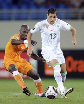 الجزائري متمور يفضل البقاء مع فرانكفورت