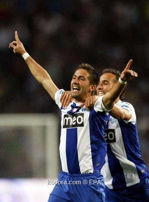 بورتو يواصل انطلاقته في الدوري البرتغالي ويهزم سيتوبال بثلاثية