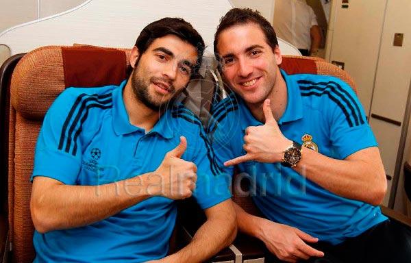 ريال مدريد يتوجه إلى قبرص لمواجهة أبويل في دوري أبطال أوروبا