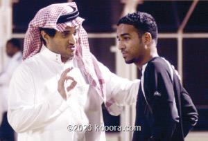 """تأكيداً لانفراد """"كووورة"""" الشباب السعودي"""