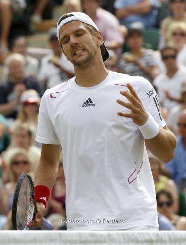 النمساوي ميلتسر يعبر إلى دور الثمانية لبطولة شتوتجارت للتنس***  I.aspx?i=reuters%2f2010-06-25%2f%2f2010-06-25t144330z_01_wim84_rtridsp_3_tennis-wimbledon_reuters
