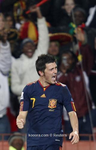 أسبانيا تهزم باراجواي بشق الأنفس وتكمل أضلاع المربع الذهبي للمونديال  I.aspx?i=reuters%2f2010-07-03%2f%2f2010-07-03t202103z_01_wcp570_rtridsp_3_soccer-world_reuters