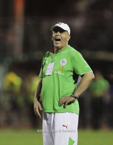 سعدان مصدوم لخسارة الجزائر أمام المغرب وينادي لرحيل روراوة i.aspx?i=reuters%2f2