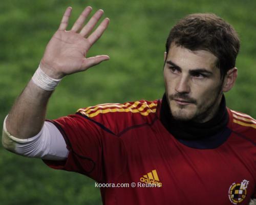 كاسياس يشيد بأداء ريال مدريد ويمتدح كاكا I.aspx?i=reuters%2f2010-09-05%2f%2f2010-09-05t224703z_01_bas114_rtridsp_3_soccer_reuters