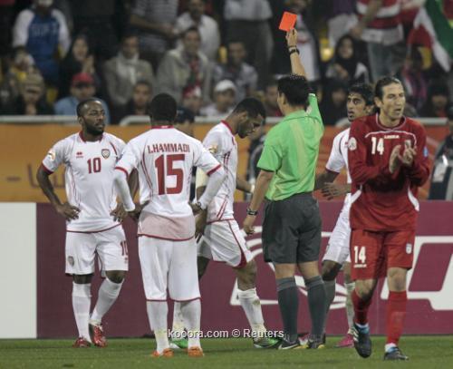 إيران تحقق فوزها الثالث على التوالي وتضاعف محنة الأبيض الإماراتي بثلاثية نظيفة  I.aspx?i=reuters%2f2011-01-19%2f%2f2011-01-192011-01-19t182138z_01_ac428_rtridsp_3_soccer-asian_reuters