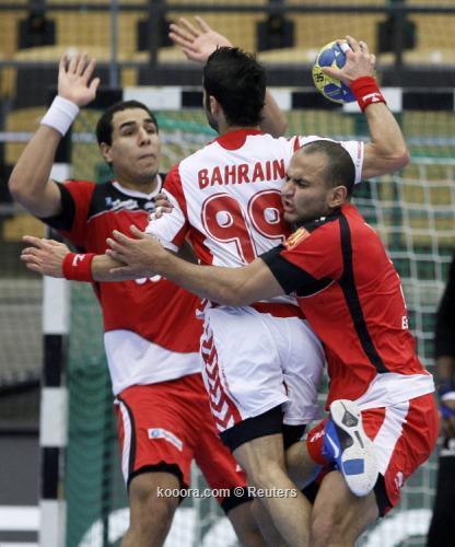 البحرين تفوز بفارق وحيد الجولة