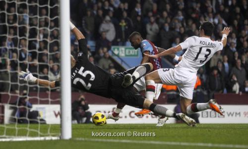 برباتوف يقود مانشستر يونايتد لفوز