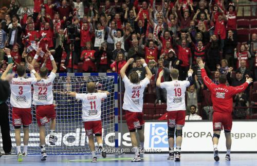 الدانمارك تفوز الأرجنتين، وتصل النهائي