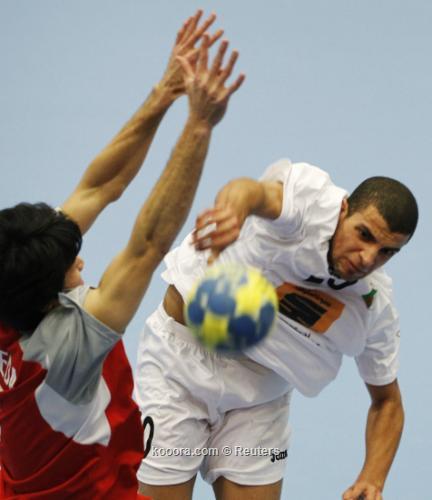 الجزائر تهزم اليابان كوريا الجنوبية يحقق لقب كأس رئيس الإتحاد لكرة اليد بعد هزيمتهِ لمصر