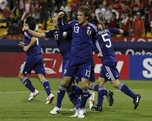 الساموراي الياباني يسقط النمر الكوري بضربات الترجيح ويتأهل إلى نهائي كأس آسيا للمرة الرابعة I.aspx?i=reuters%2f2011-01-25%2f%2f2011-01-252011-01-25t155112z_01_ac753_rtridsp_3_soccer-asian_reuters