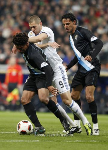 هاتريك رونالدو يقود ريال مدريد