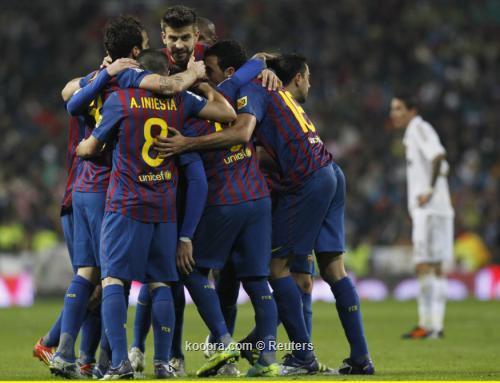 برشلونة هدم البرنابيو على رأس مورينيو ليبدأ مع ريال مدريد الموسم من جديد i.aspx?i=reuters%2f2