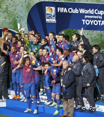 لاعبو برشلونة وريال مدريد يسيطرون