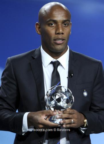 مايكون يتوج بجائزة افضل لاعب