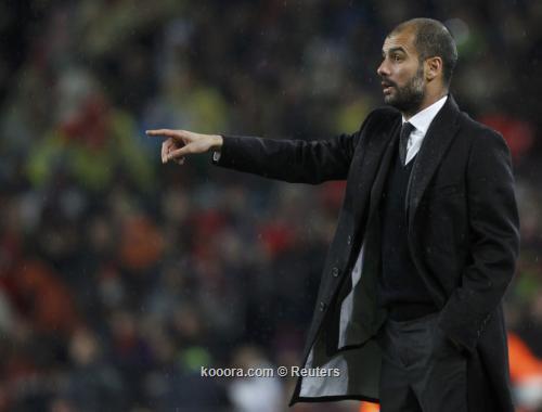 رئيس برشلونة يأمل أن يصبح جوارديولا مثل فيرجسون ....؟