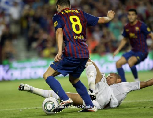 ريال مدريد وبرشلونة الأغنى في العالم بواقع أرباح تفوق ال450 مليون يورو في 2011