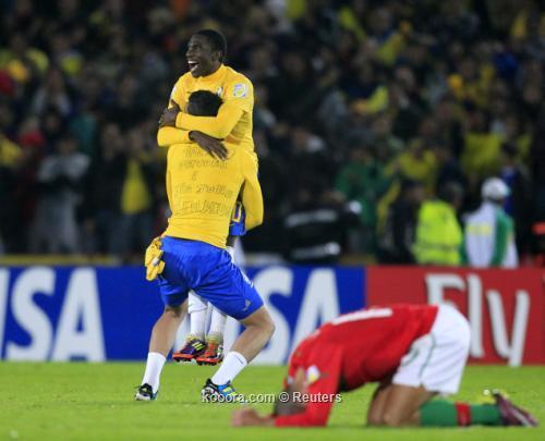 البرازيل تحرز مونديال الشباب حساب