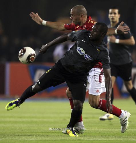 الأهلي يودع دوري أبطال أفريقيا بتعادل 2011-09-16t191630z_0