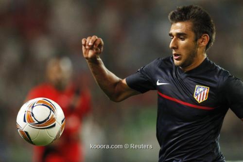 سيلفيو يغيب عن أتلتيكو لنهاية الموسم وقد يلحق بيورو 2012