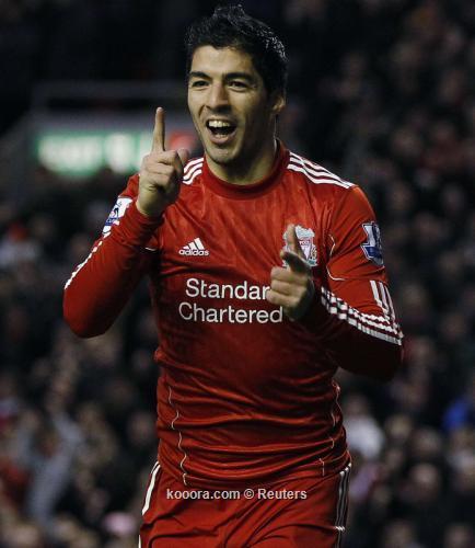 لويس سواريز يتمسك بالبقاء في ليفربول