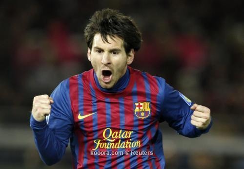 ميسي على بعد هدف واحد من معادلة رقم قياسي في برشلونة