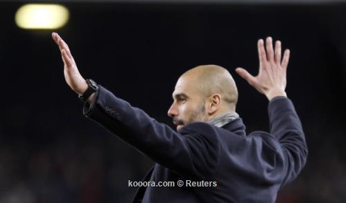 """""""أس"""": جوارديولا يجدد لبرشلونة خلال 48 ساعة"""