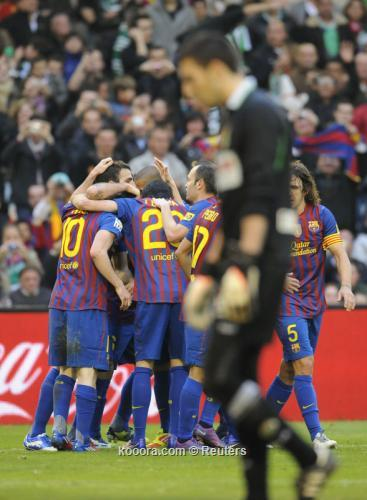 الاتحاد الأوروبي يجري فحص منشطات مفاجئ للاعبي برشلونة
