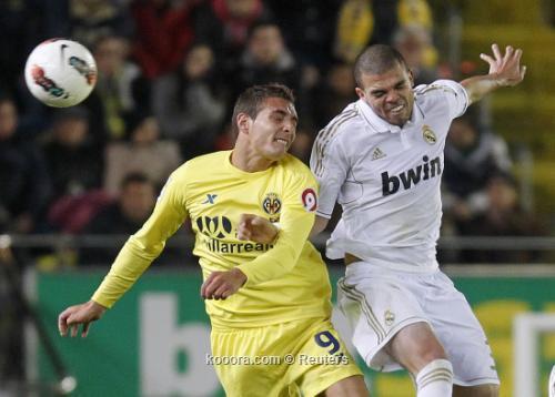 ريال مدريد يترنح بتعادل جديد مع فياريال .. وقمة الليجا تهتز تحت أقدامه