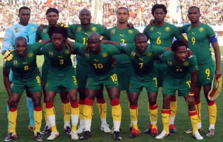 كأس الامم الافريقية منتخب مصر - الكاميرون قمة القمم